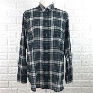 J. Crew Plaid Boy Shirt Button Down Long Sleeve 4